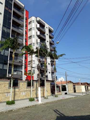 Apartamento, código 52 em Praia Grande, bairro Caiçara