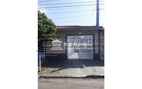 Casa, código 54 em Praia Grande, bairro Maracanã