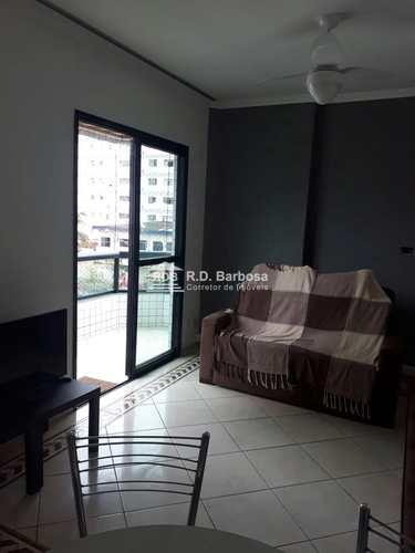 Apartamento, código 58 em Praia Grande, bairro Guilhermina