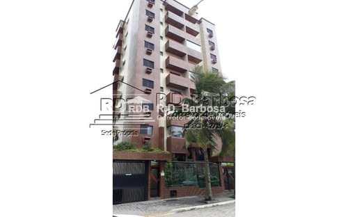 Apartamento, código 61 em Praia Grande, bairro Maracanã