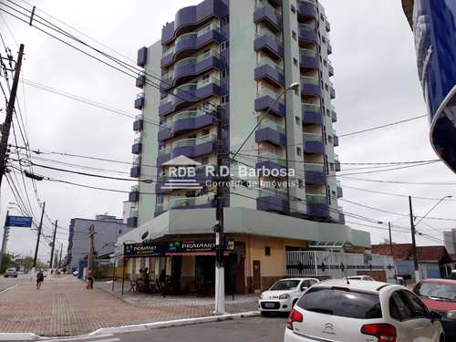 Apartamento, código 64 em Praia Grande, bairro Caiçara