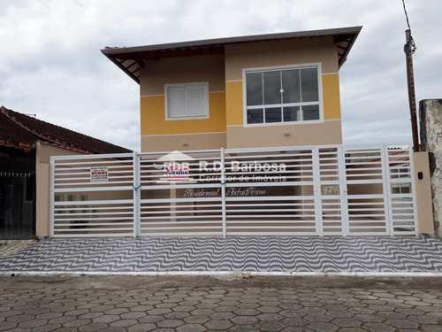 Casa de Condomínio, código 68 em Praia Grande, bairro Maracanã