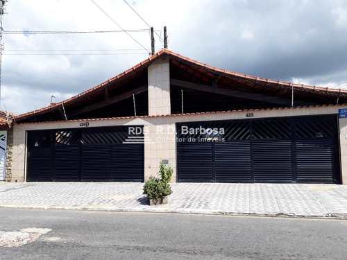 Casa, código 70 em Praia Grande, bairro Caiçara