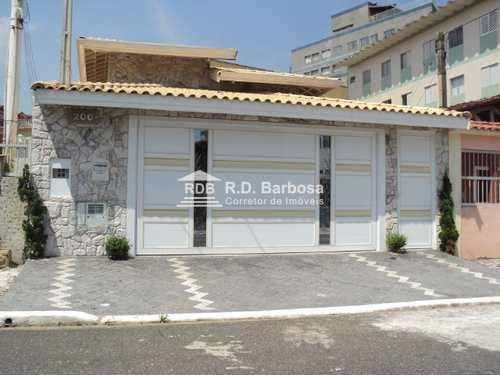 Casa, código 71 em Praia Grande, bairro Caiçara