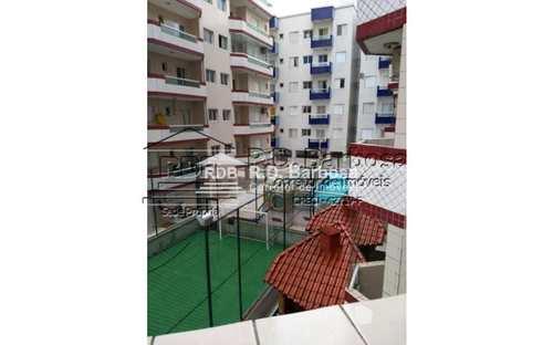 Apartamento, código 77 em Praia Grande, bairro Mirim
