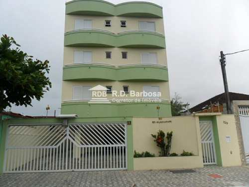Apartamento, código 86 em Praia Grande, bairro Caiçara