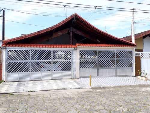 Casa, código 92 em Praia Grande, bairro Maracanã