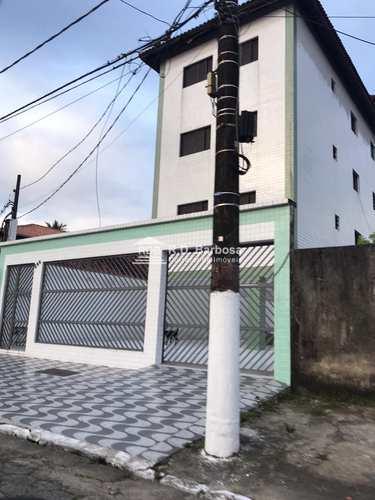 Apartamento, código 93 em Praia Grande, bairro Maracanã