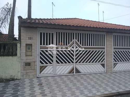 Casa, código 96 em Praia Grande, bairro Maracanã