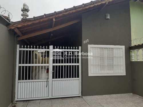 Casa, código 98 em Praia Grande, bairro Maracanã
