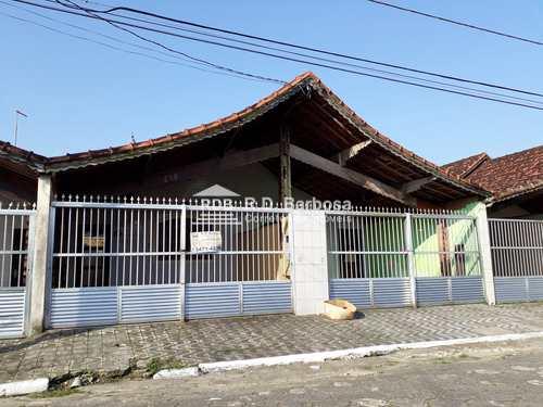 Casa, código 99 em Praia Grande, bairro Maracanã