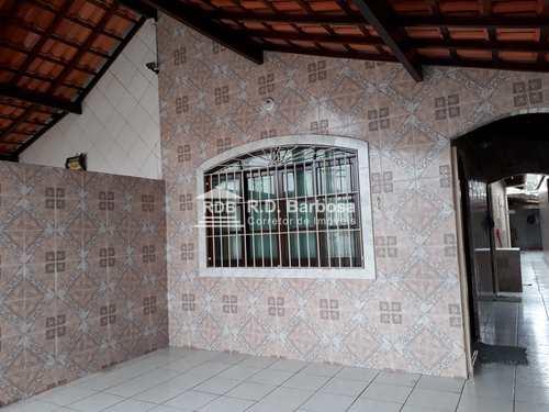 Casa, código 101 em Praia Grande, bairro Caiçara