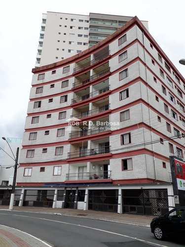 Apartamento, código 103 em Praia Grande, bairro Caiçara