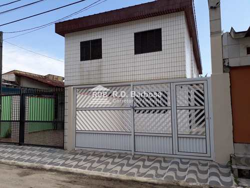 Sobrado, código 108 em Praia Grande, bairro Caiçara