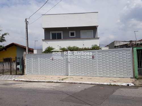 Casa de Condomínio, código 110 em Praia Grande, bairro Caiçara