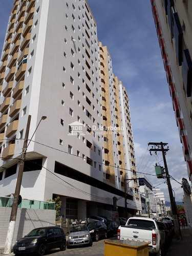 Apartamento, código 111 em Praia Grande, bairro Mirim