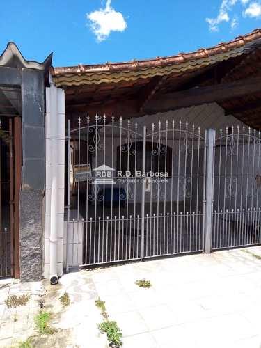 Casa, código 113 em Praia Grande, bairro Caiçara