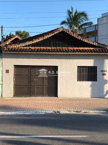 Casa, código 115 em Praia Grande, bairro Mirim