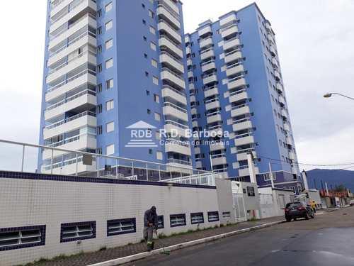 Apartamento, código 116 em Praia Grande, bairro Maracanã