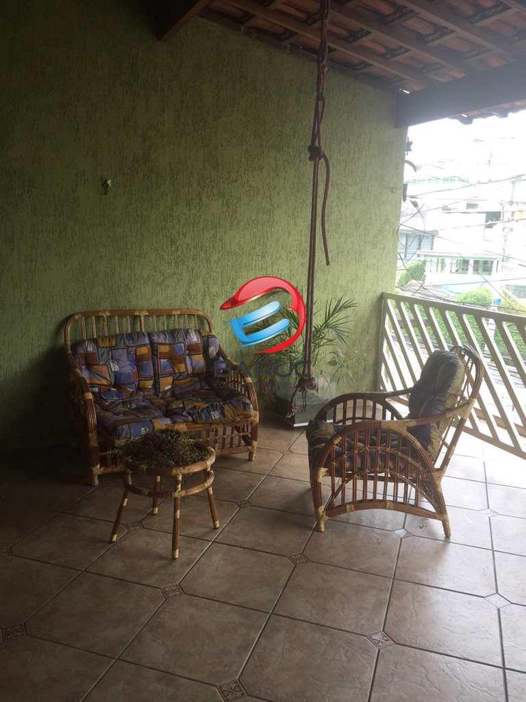 Sobrado em Osasco, no bairro Mutinga