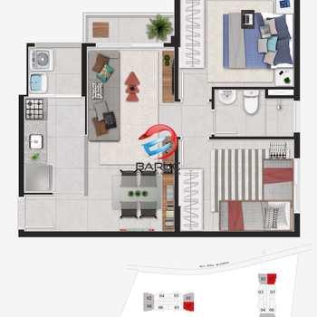 Apartamento em Osasco, bairro Jaguaribe