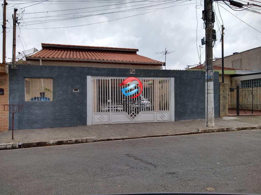 Casa em São Paulo, no bairro Chácara São João