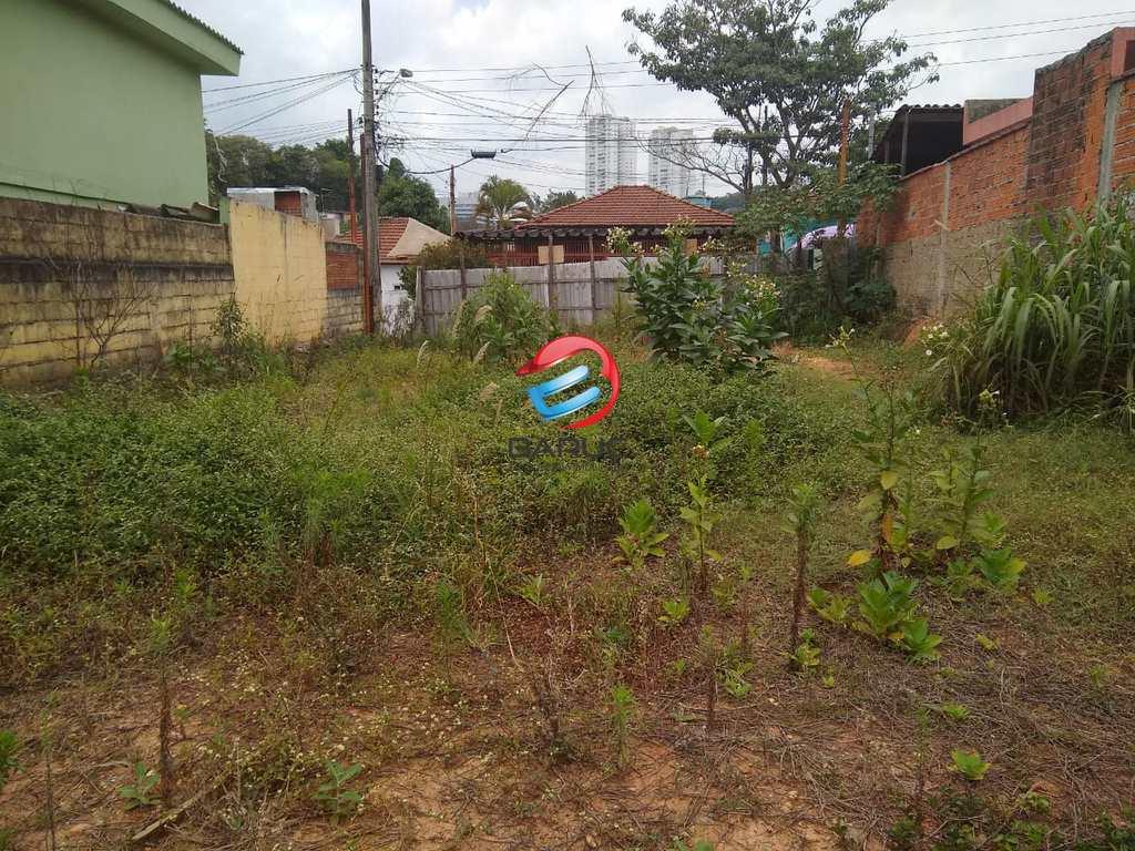 Terreno em São Paulo, no bairro Jardim Vieira