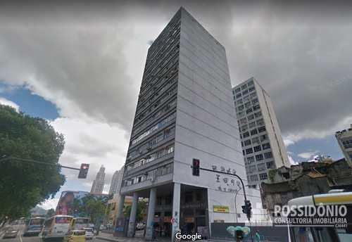 Sala Comercial, código 206 em Rio de Janeiro, bairro Centro