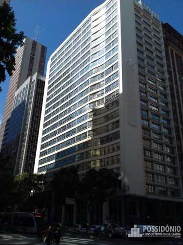 Sala Comercial, código 284 em Rio de Janeiro, bairro Centro
