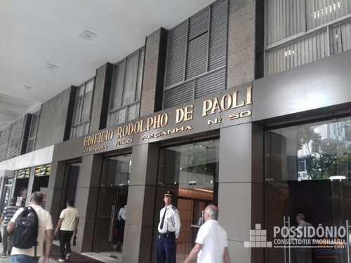Sala Comercial, código 286 em Rio de Janeiro, bairro Centro