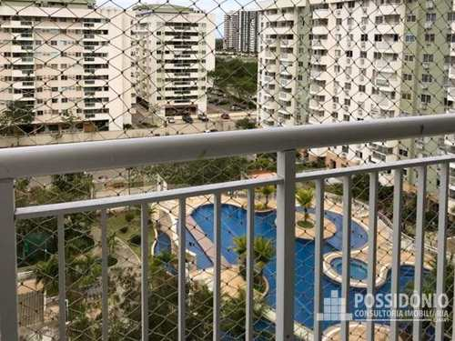 Apartamento, código 335 em Rio de Janeiro, bairro Camorim