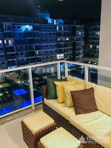 Apartamento, código 336 em Rio de Janeiro, bairro Recreio dos Bandeirantes