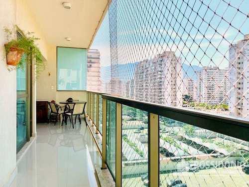 Apartamento, código 341 em Rio de Janeiro, bairro Jacarepaguá