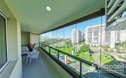 Apartamento, código 372 em Rio de Janeiro, bairro Barra da Tijuca
