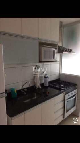 Apartamento, código 40 em Vitória, bairro Jardim Camburi