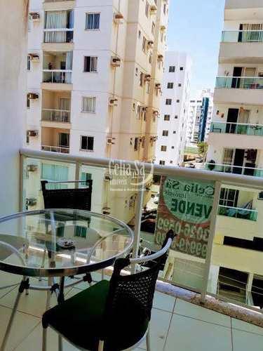 Apartamento, código 46 em Vitória, bairro Jardim Camburi