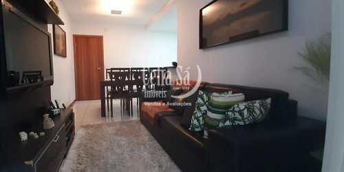 Apartamento, código 62 em Vitória, bairro Jardim Camburi