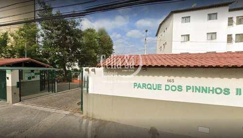 Apartamento, código 74 em Serra, bairro Jardim Limoeiro