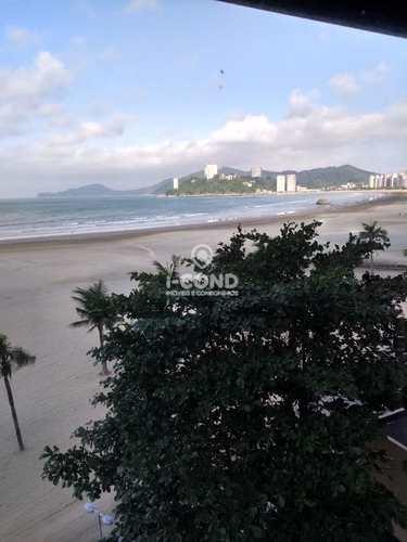 Apartamento, código 1 em Santos, bairro José Menino