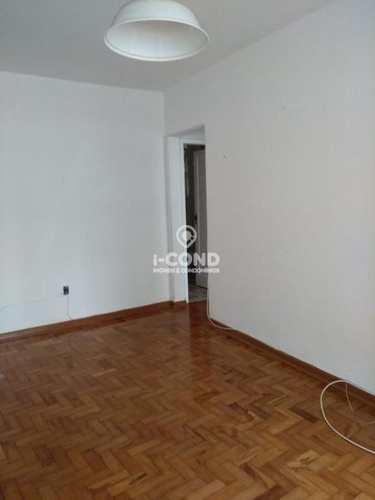 Apartamento, código 62418247 em Santos, bairro Gonzaga