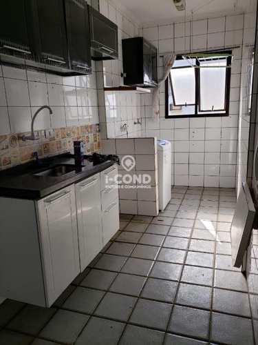 Apartamento, código 62253312 em Santos, bairro Encruzilhada