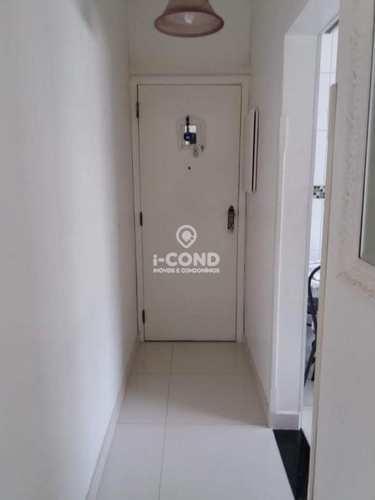 Apartamento, código 62218203 em São Vicente, bairro Centro