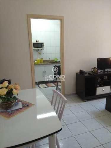Apartamento, código 62217344 em Santos, bairro Campo Grande