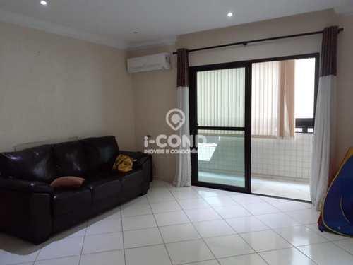 Apartamento, código 62022273 em São Vicente, bairro Catiapoa
