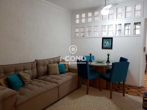 Apartamento, código 62062888 em Santos, bairro Ponta da Praia