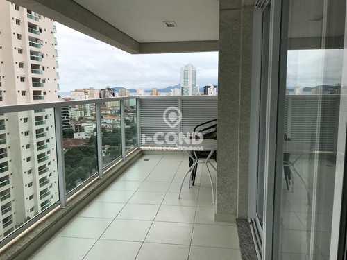 Apartamento, código 61927106 em Santos, bairro Ponta da Praia