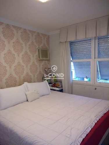 Apartamento, código 61623499 em Santos, bairro Gonzaga