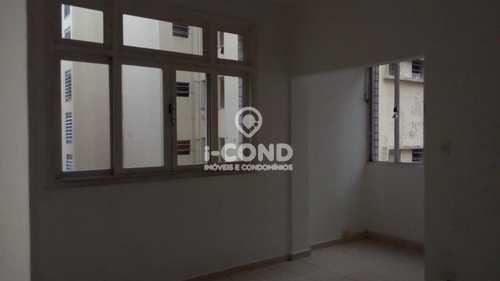 Apartamento, código 61569276 em Santos, bairro Boqueirão