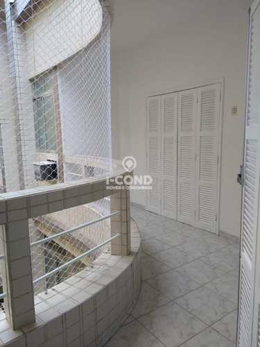 Apartamento, código 59895199 em Santos, bairro Boqueirão
