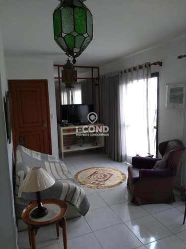 Apartamento, código 59887225 em Santos, bairro Boqueirão